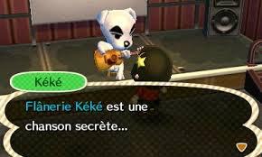 Kéké et ses chansons secrètes !