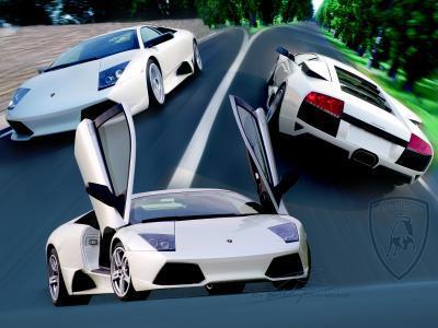 Les plus belles Mercedes, Audi et BMW