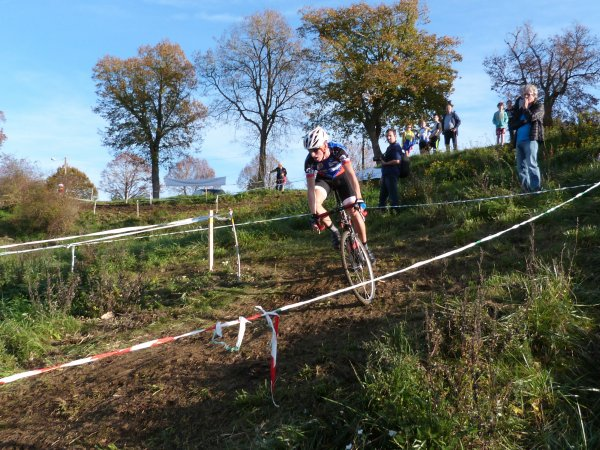 CYCLOCROSS de MAINTENON, 8 novembre 2015