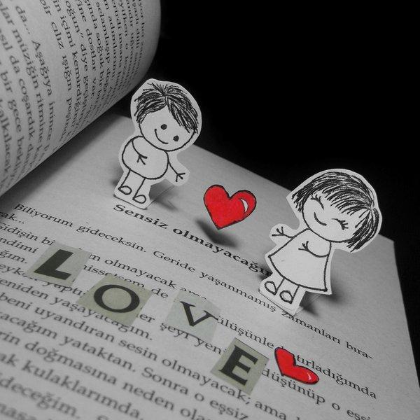 « Szeretlek mindennél jobban a szívem.  »