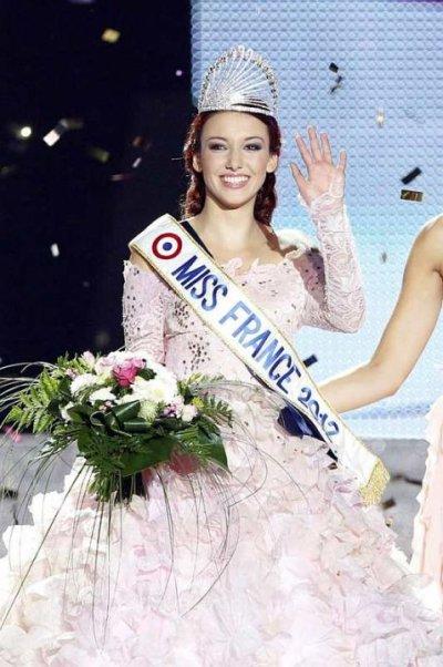 MISS ALSACE 2011 DELPHINE WESPISER  EST DEVENUE  MISS FRANCE 2012