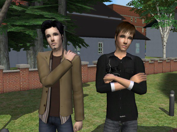 Partie 7- Philippe & Robert