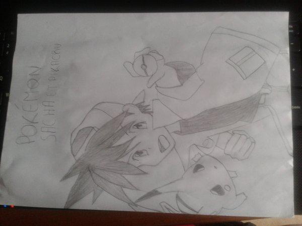 Quelques-uns de mes dessins
