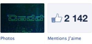 Puedes Seguirmé Tambien en Facebook / Tu Peux Aussi Avoir Plus De News Sur Facebook