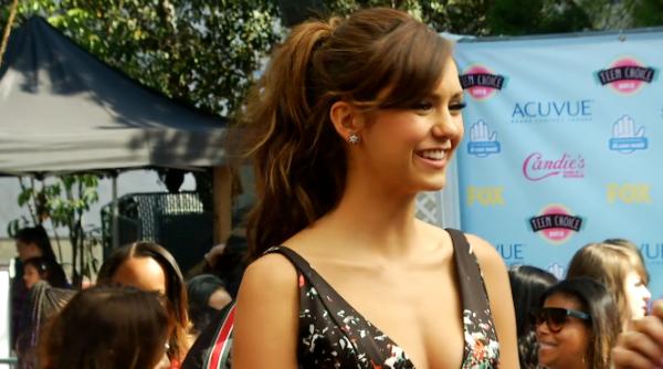 Nina, Kat et Ian au Teen Choice Awards 2013 !