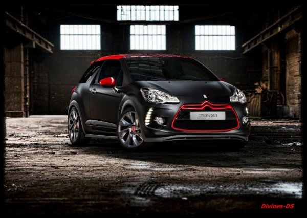 DS3 Racing S.Loeb Edition