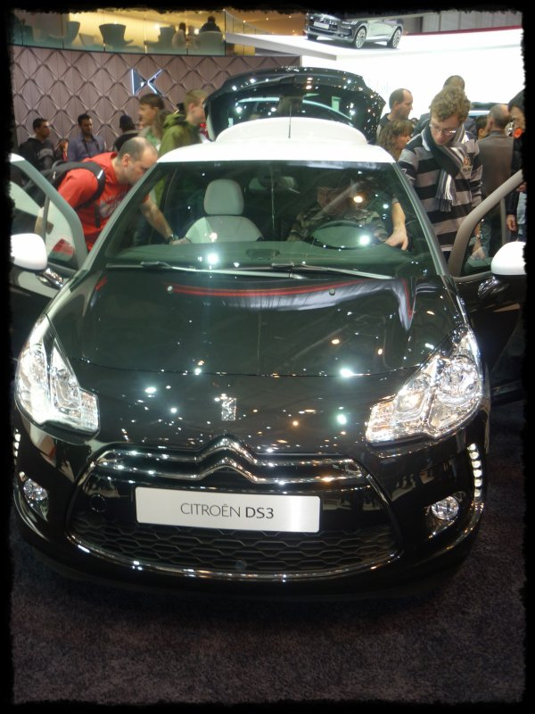 Genève 2012 - DS3 Ultra Prestige
