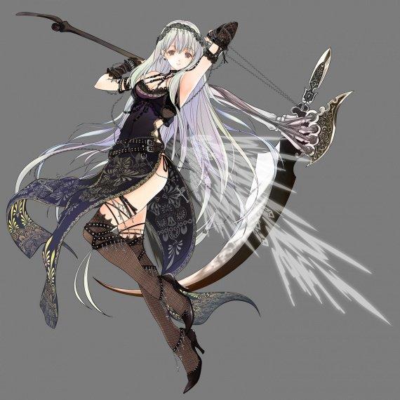 saphira-black butler-fic