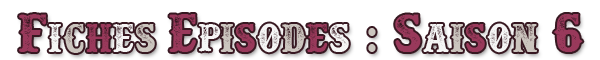 ♣ FairyTalesCentral-~ Saison 6-. . . . . . . . . . . . . . . . . . . . . . . . . . . . . . . . . . . . . . . . .-Création | Décoration | Newsletter