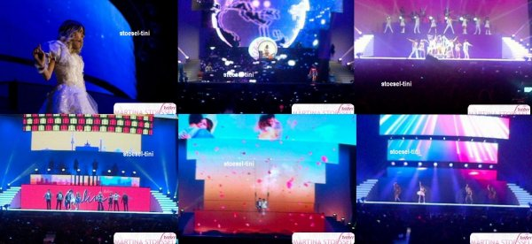 Violetta Live - Shows à Milan