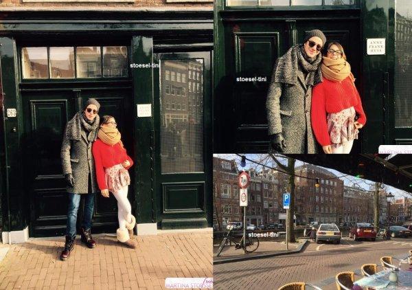 Tini à Amsterdam - Mars