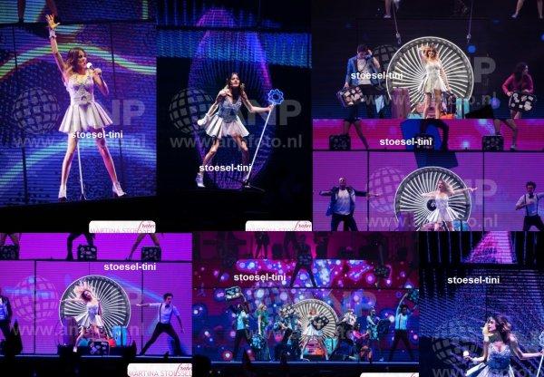 Violetta Live - Shows à Rotterdam