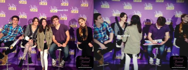 Violetta Live - Shows à Munich