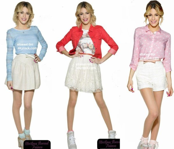 des nouvelle photo du Photoshoot promotionnel - Violetta 3