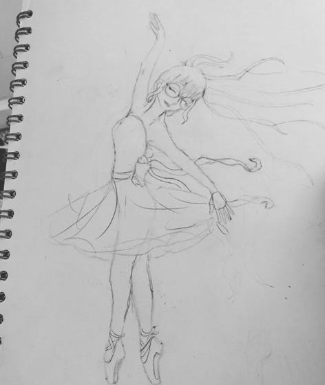 Voici un autre dessin