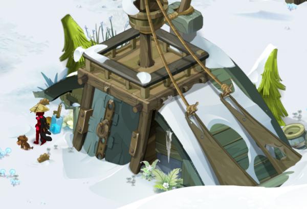 La maison du pôle nord