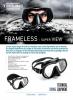 Nouveautés TECLINE pour le salon:le masque Frameless Super View