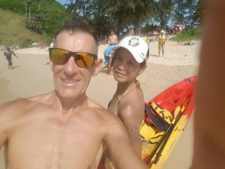 Mes trois premières sorties en kayak à Phuket