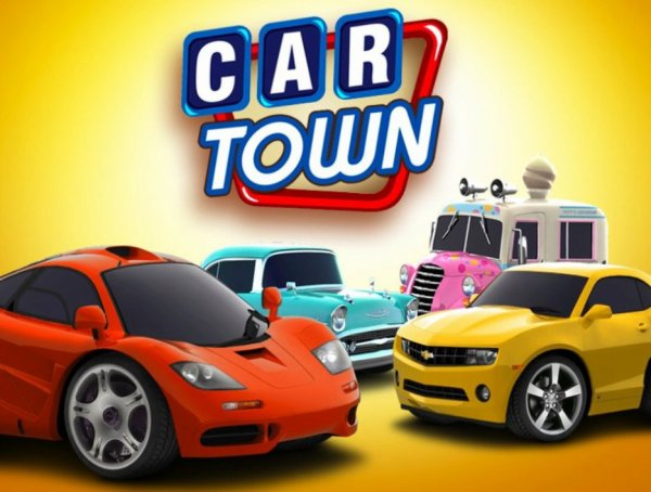 Serty Car Town Tuning