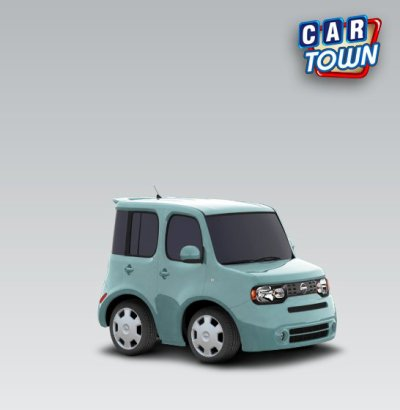 nissan cube 2009 serty car town tuning. Black Bedroom Furniture Sets. Home Design Ideas