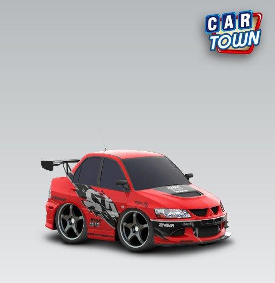 Fast And Furious Mitsubishi Seans Lancer Evolution Ix 2005