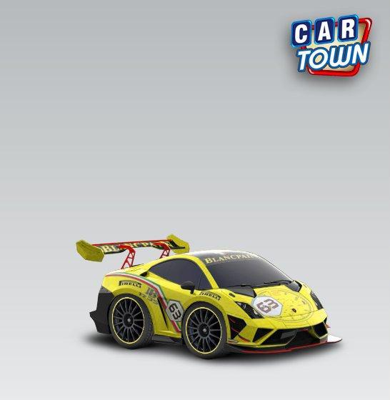 Lamborghini Gallardo Lp 570 4 Super Trofeo 2013 Serty Car Town
