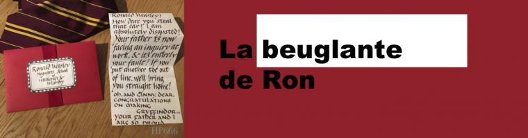 La beuglante de Ron