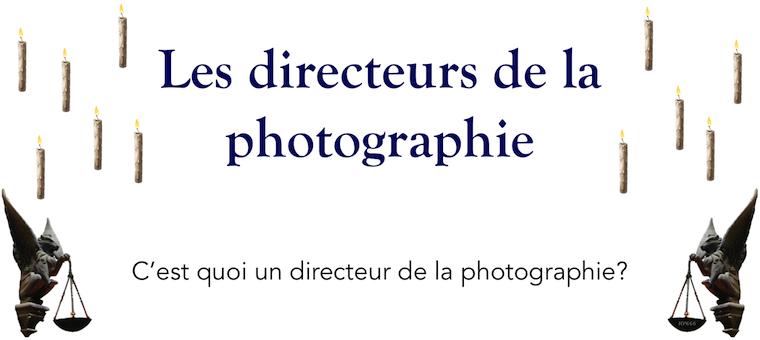 Les directeurs de la photographie des films Harry Potter