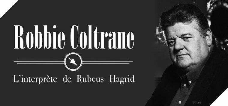 Robbie Coltrane