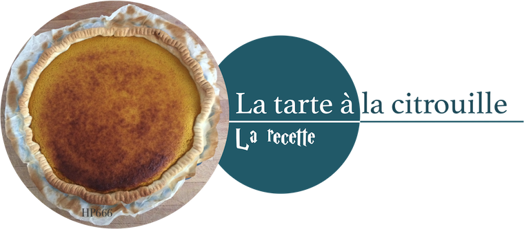 La tarte à la citrouille - La recette