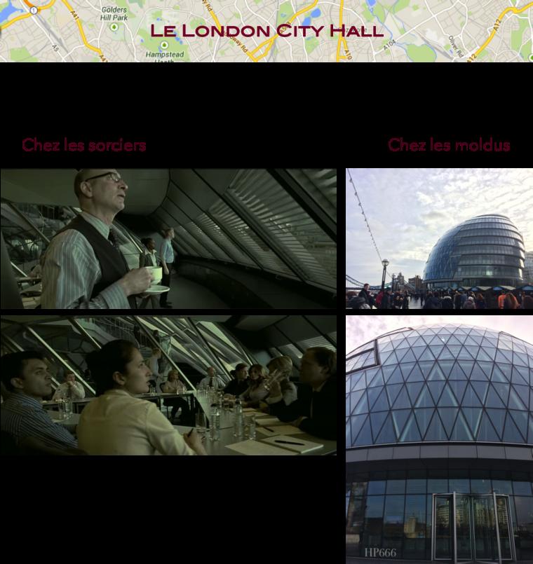 Londres pour les fans d'Harry Potter - Lieux de tournage Partie 3