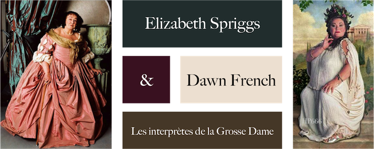 Elizabeth Spriggs & Dawn French