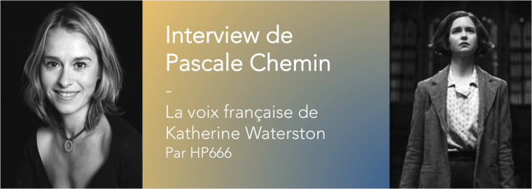 Interview de Pascale Chemin