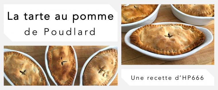 Tarte aux pommes de Poudlard