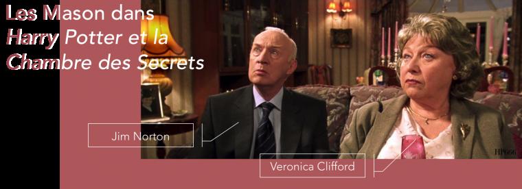 Veronica Clifford & Jim Norton