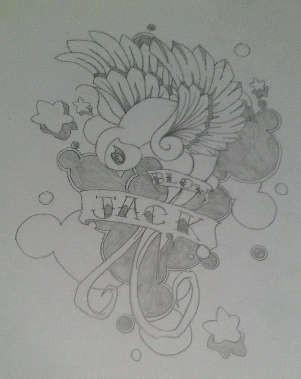 Dernier dessin *-*
