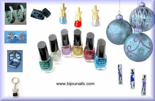 Idées cadeau www.bijounails.com