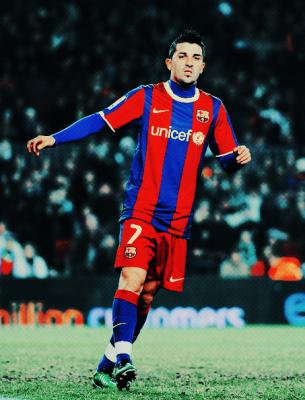 Biographie de David Villa sur FC-BARCELONAxViLLA