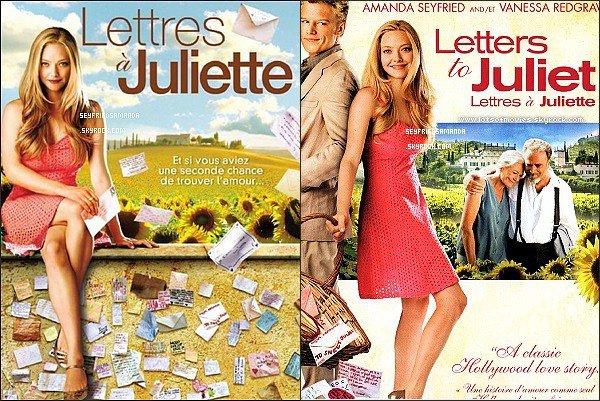 Lettres à Juliette est un film américain réalisé par Gary Winick sorti en 2010