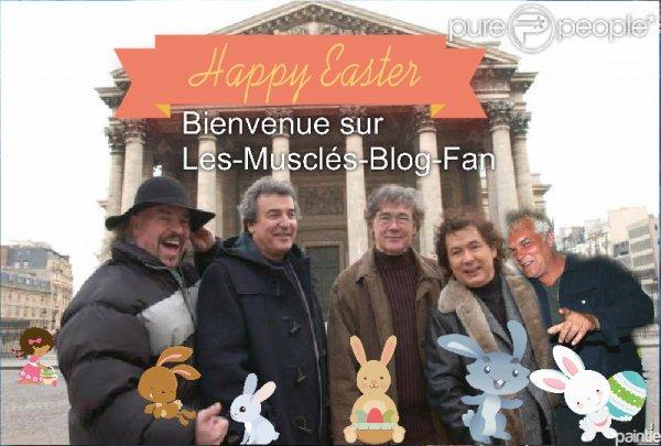 Bienvenue sur Les-Musclés-Blog-Fan