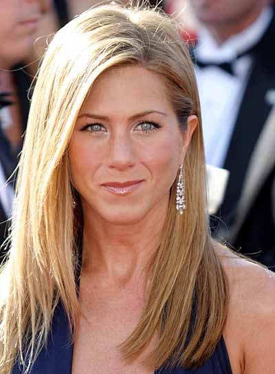 Jennifer Aniston (alias Rachel Green dans F.R.I.E.N.D.S)