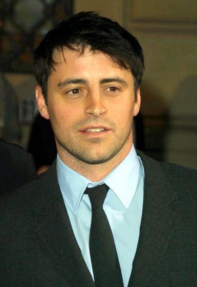 Matt Leblanc (alias Joey Tribbiani dans F.R.I.E.N.D.S)