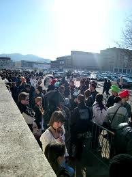 SAMEDI 3 MARS 2012 (la japan expo)