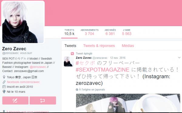 Zero Zavec *o*