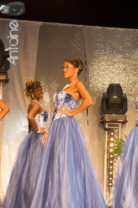 Eléction Miss Abymes 2012/2013 Tenue de soirée