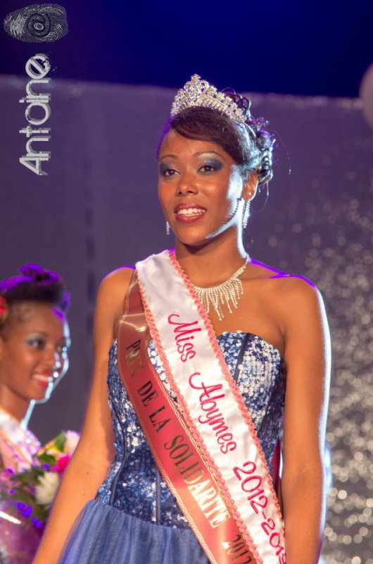 Miss Abymes 2012/2013