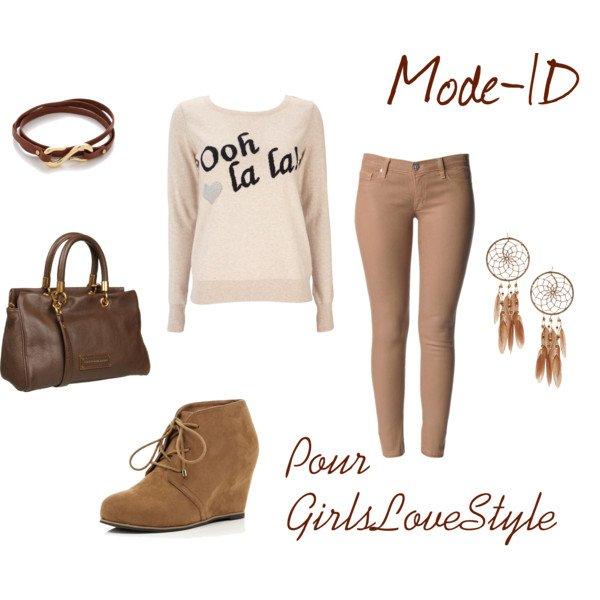 Ooh la la ! par Mode-1D