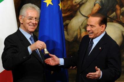 Berlusconi-Monti: dite la vostra