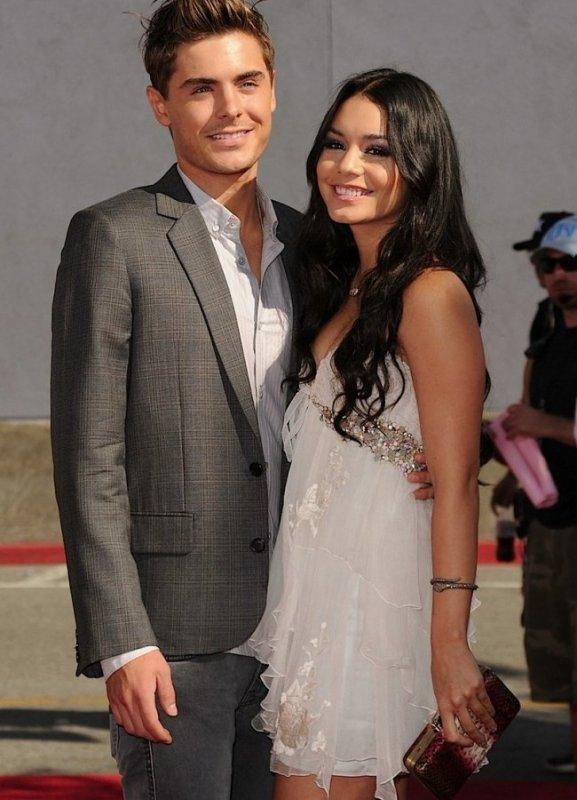 Vanessa Hudgens et  Zac Efron séparé ?
