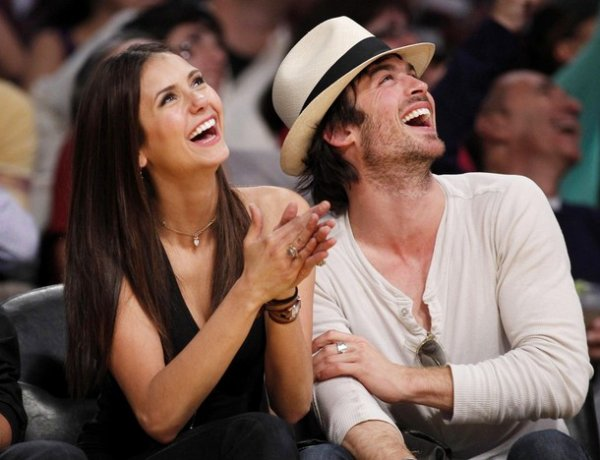 Nina & Ian :)